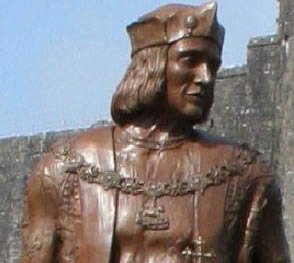 Statue of Henry VII