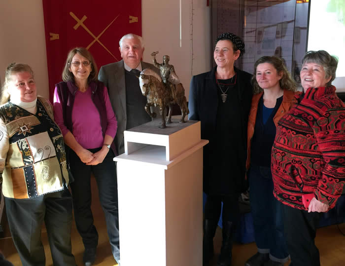 The launch of the William Marshal appeal